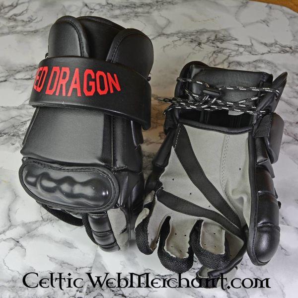 Moderne hegn handsker L