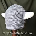 Viking casquillo del knit L