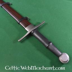 Early Renaissance sword , battle-ready (blunt 3 mm)