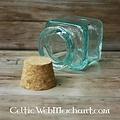 bouteille carrée romaine