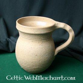 Medieval kubek z uchwytem