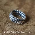 Silber Viking Ring