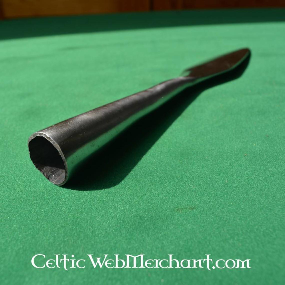 Frühmittelalterliche Speer, 22 cm