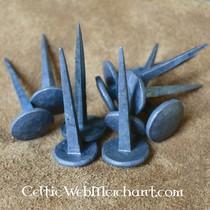 Handgjord spikar 6 cm (25 stycken)