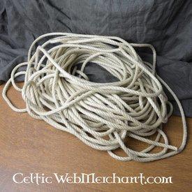 konopnej liny 8 metrów
