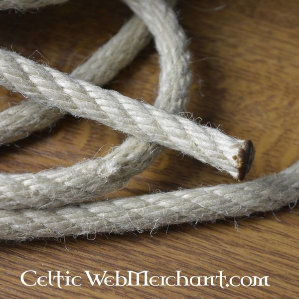 Hemp rope 8 metres