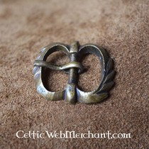 Late medieval buckle