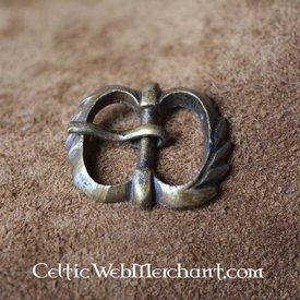Spätmittelalterliche Schnalle