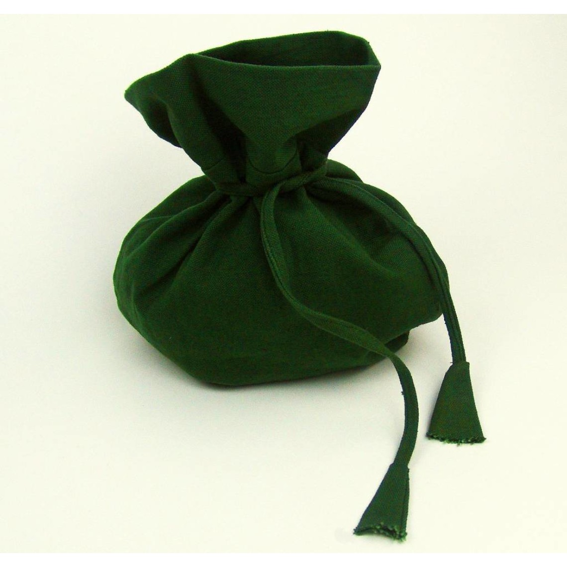 Leonardo Carbone dinero de la bolsa verde
