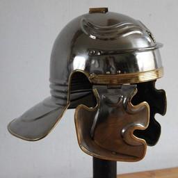 Cesarskiego galusowy czepiec C Siscia