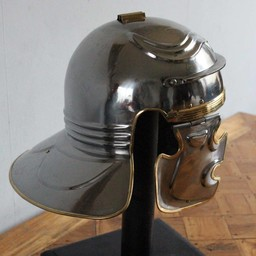 Kaiser Gallic galea C, Siscia