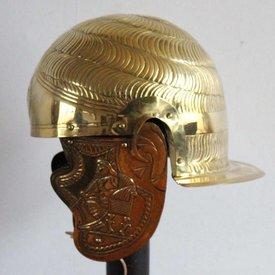 Deepeeka tropas auxiliares capacete cavalaria A