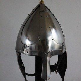Deepeeka Germanischer Helm mit Wangenklappen