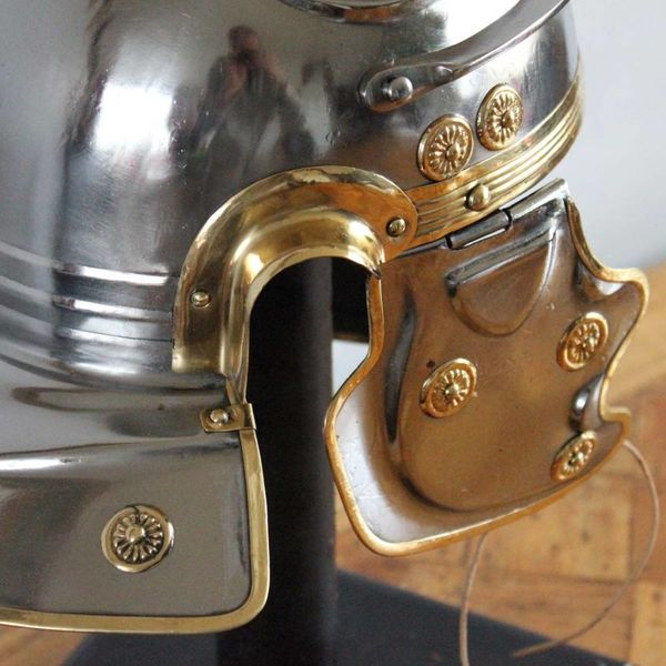Deepeeka Imperial Gallic galea H, Augusta Vindelicorum