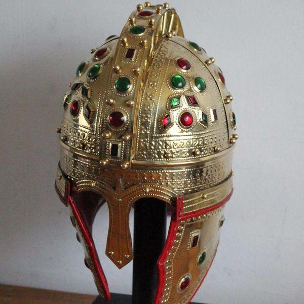 Deepeeka Late-Roman capacete Berkasovo