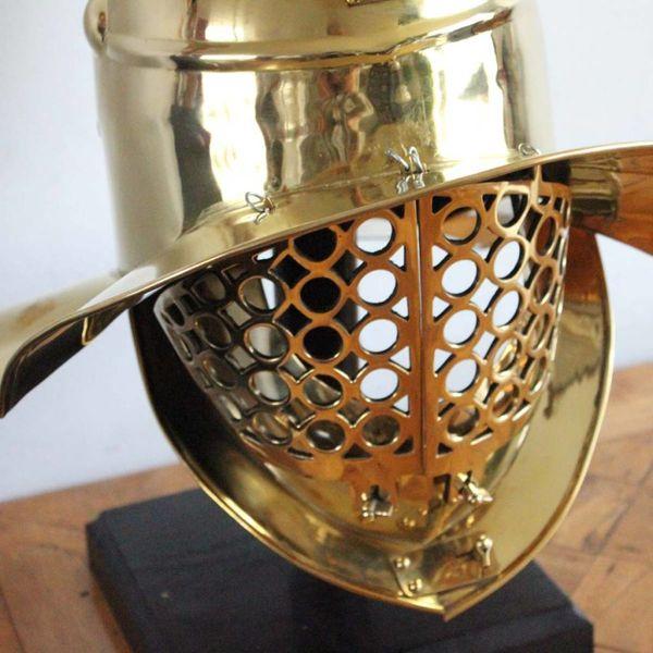 Gladiator Helmet Murmillo Celticwebmerchant Com