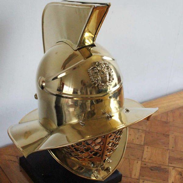 Deepeeka Gladiator hjelm Murmillo