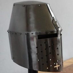 Great helmet (Sir Richard Pembridge), 2 mm
