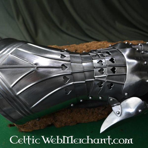 Deepeeka Hoffelijke pantserhandschoenen