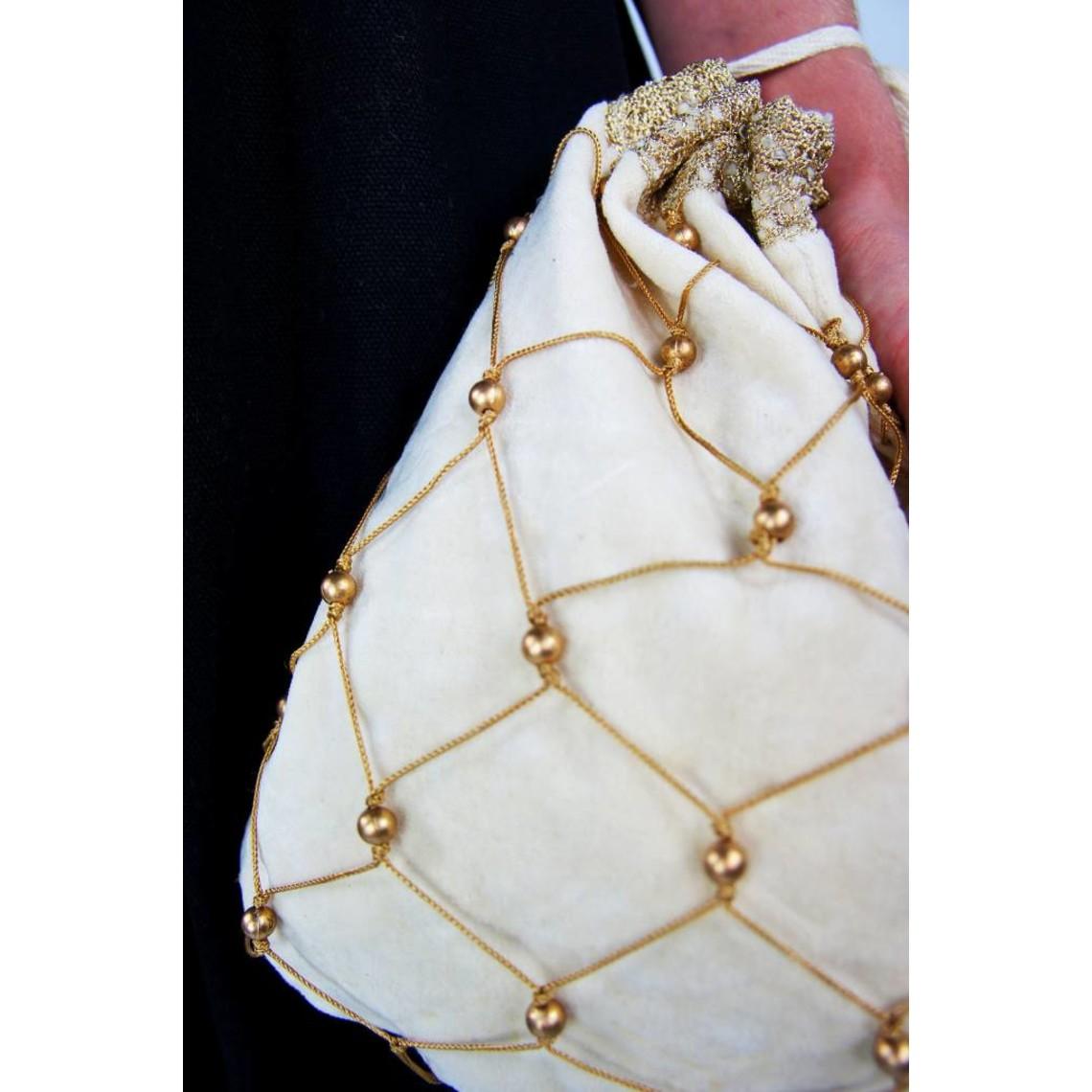 Leonardo Carbone bolsa noble, blanco