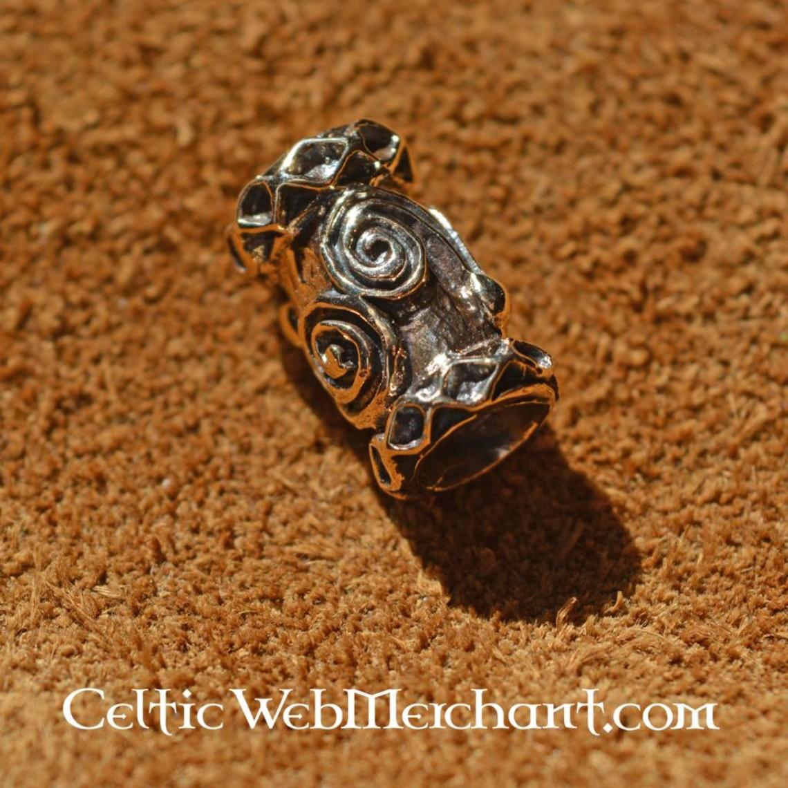 Viking Bart Perle Bronze
