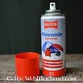 Ballistol Spray impregnante de pluvonina, 500 ml (solo UE)