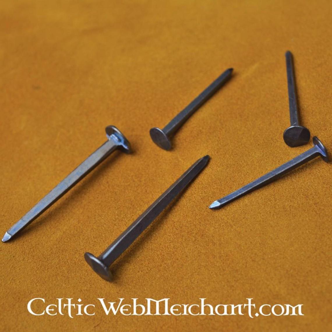 Paznokci 4 cm (50 sztuk)
