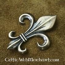 Bronze buttons 1450-1600, set of 5 pieces