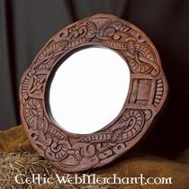 Urnes stil Viking spejl