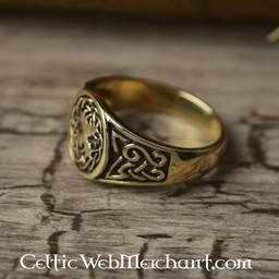 Anillo celto Árbol de la Vida