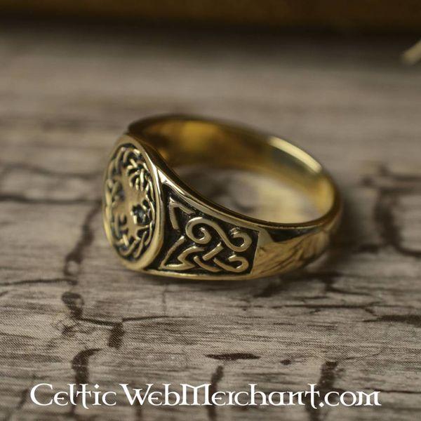 Celtic Pierścień drzewo życia