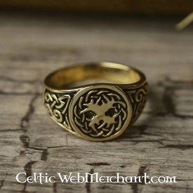 Anello celtico Albero della vita