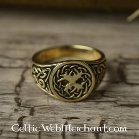 Keltiska Ringen livets träd