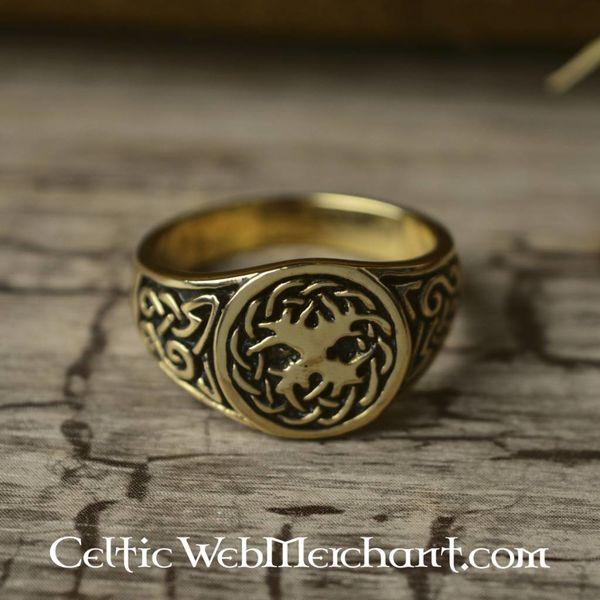 Keltisk Ring livets træ