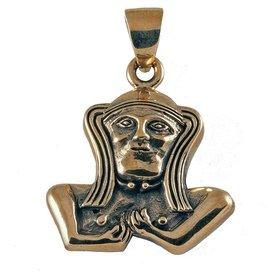 Celtic deusa mãe Gundestrup caldeirão
