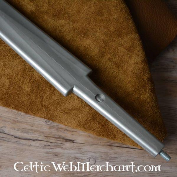 Red dragon XT Einhand-Blade- Silber