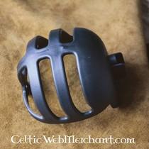 Red dragon Basket Hilt Schwert Guard- Schwarz