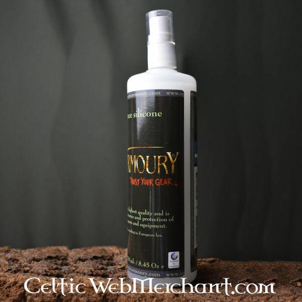 Epic Armoury Siliconenspray 250 ml, voor het onderhoud van foam