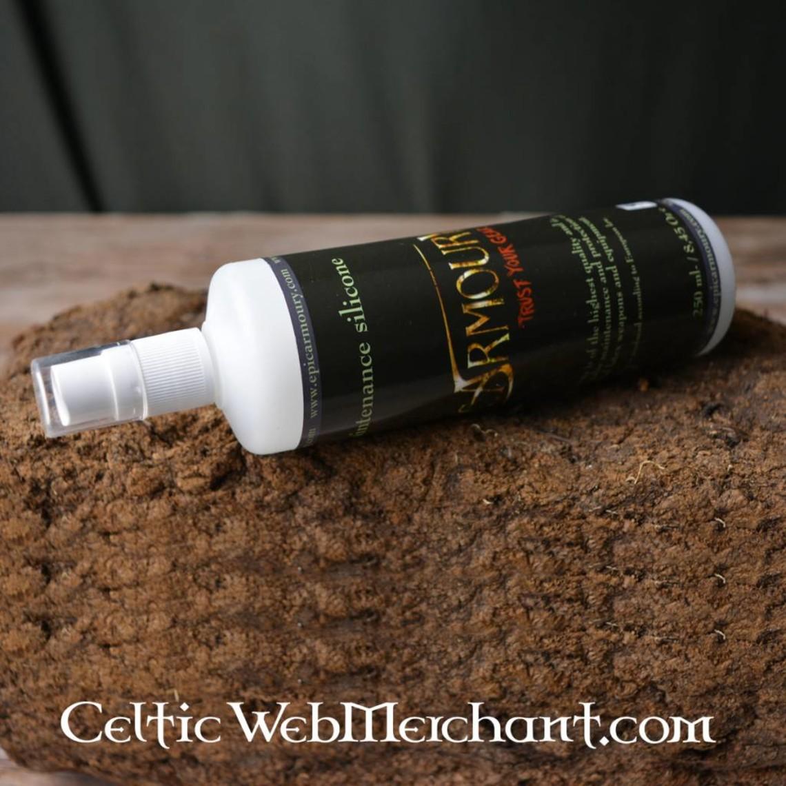 Epic Armoury Silicio spray 250 ml, para el mantenimiento de la espuma