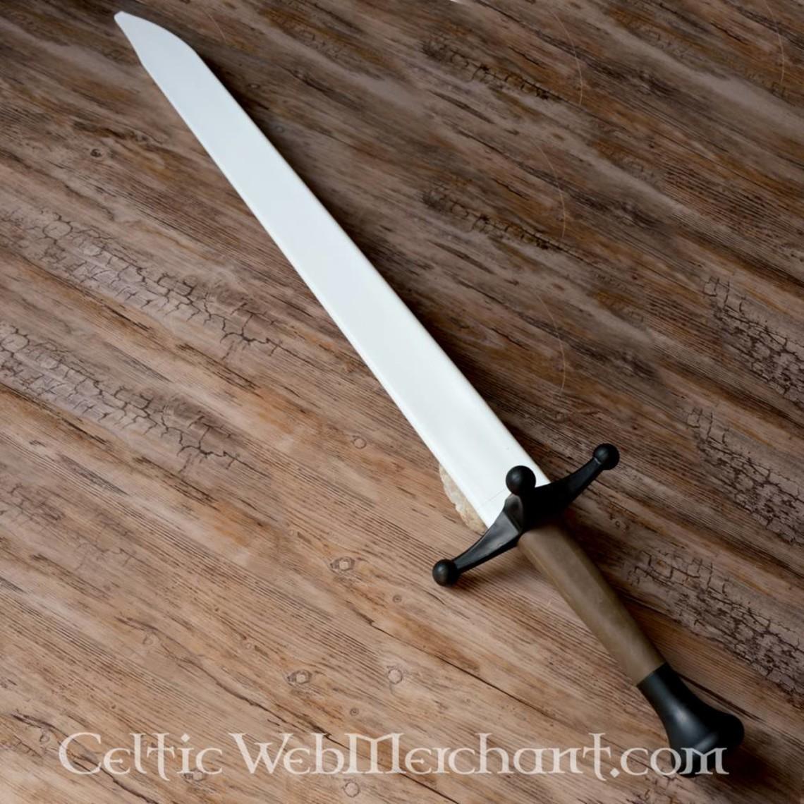 Red dragon Messer HEMA zwart-wit