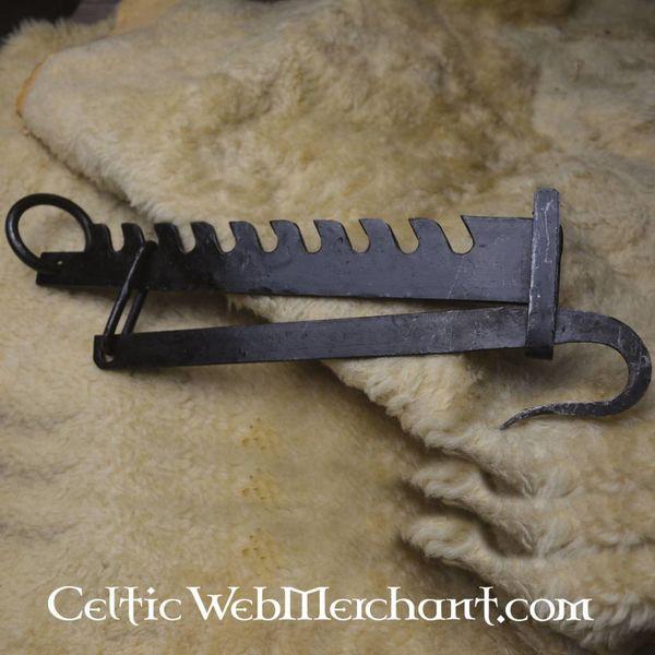 Kettle hook 57 cm