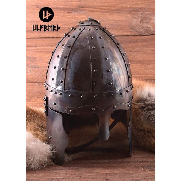 Ulfberth Późnorzymskiej Helm żebrowy Deir el-Medina