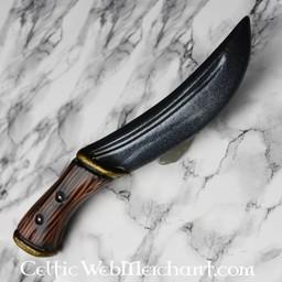Werpmes Hunter, LARP wapen van foam