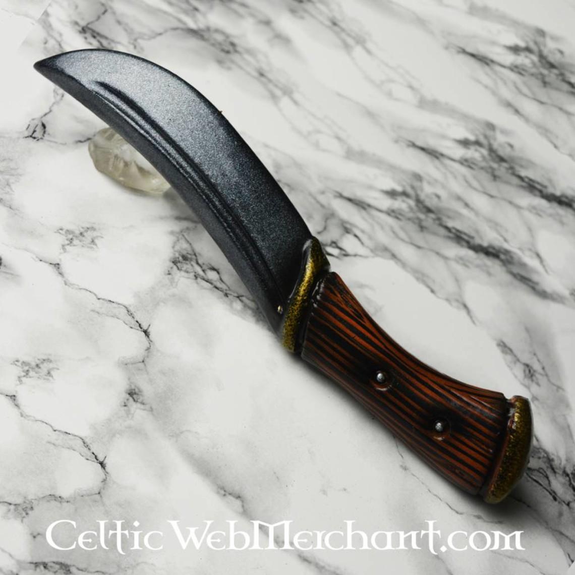 Epic Armoury Hunter lancio coltello, LARP arma fatta di schiuma