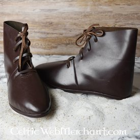 Ulfberth ankle boots medievais com hobnails