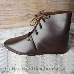 Mittelalterliche Knöchelhohe Schuhe mit Schuhnägeln