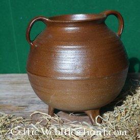 Keramik-Kochtopf