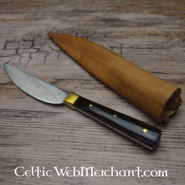 Medieval spise kniv 15-16th århundrede