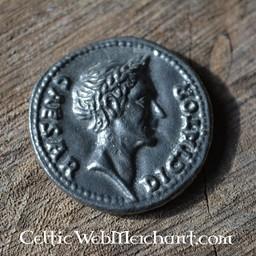 Romeinse munt Caesar