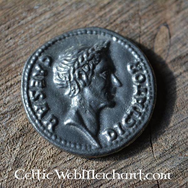 moeda romana Caesar